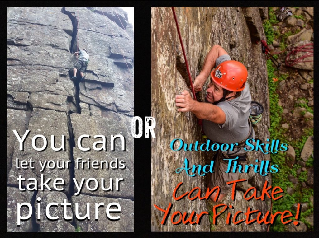 Outdoor Skills And Thrills Photography