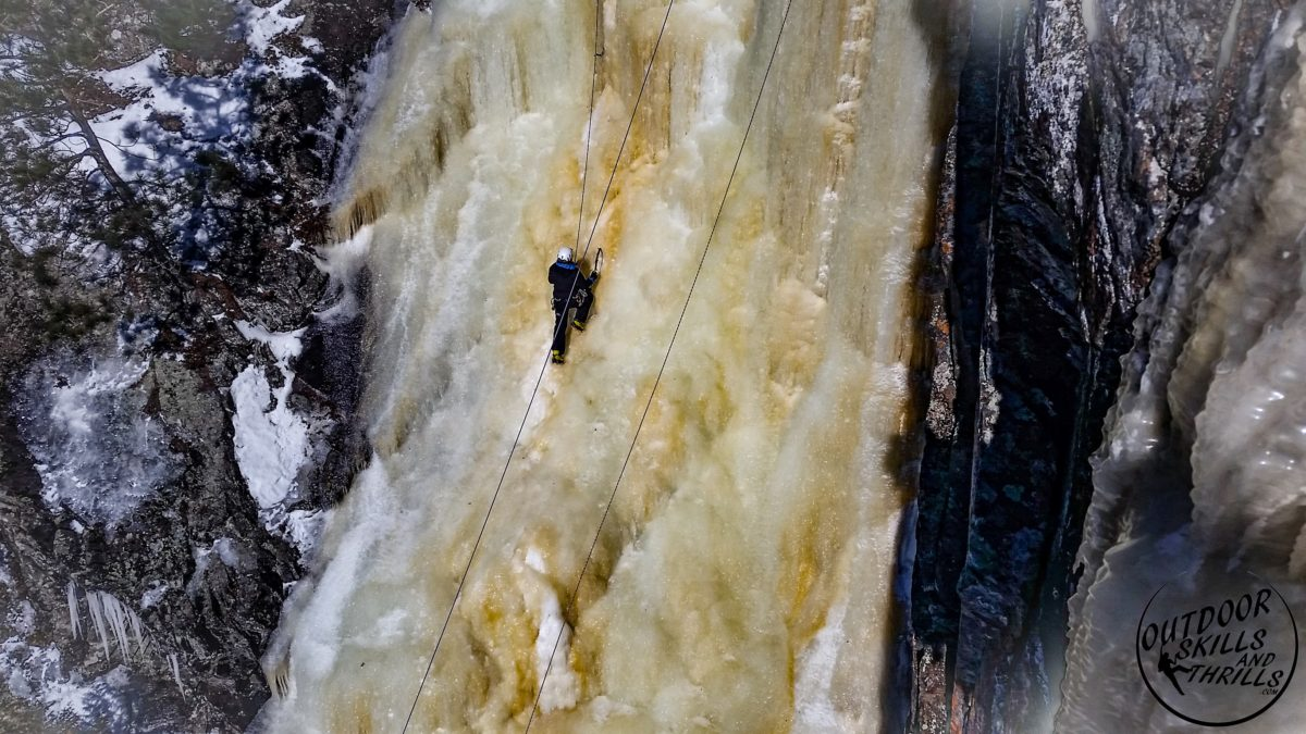 Ice Climbing PIctures