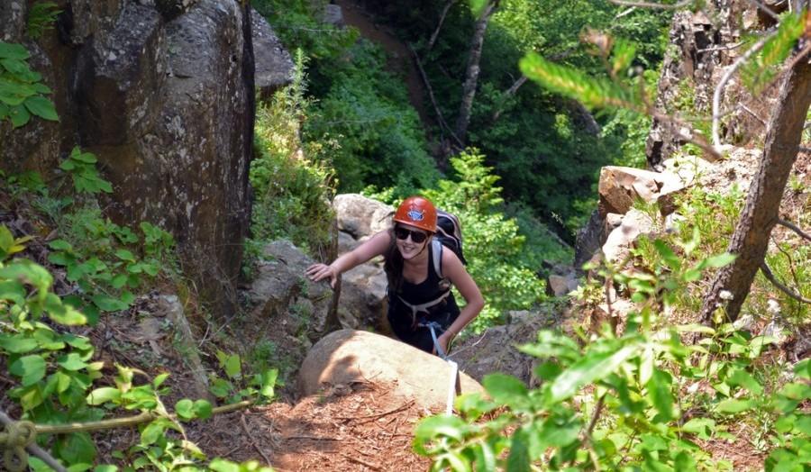Outdoor Skills And Thrills - Skyline Adventure (30)