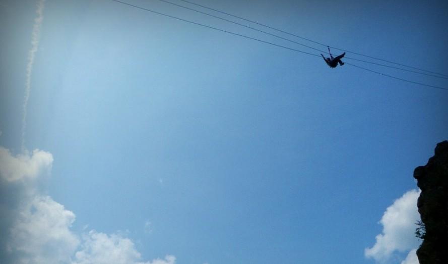 Outdoor Skills And Thrills - Skyline Adventure (4)