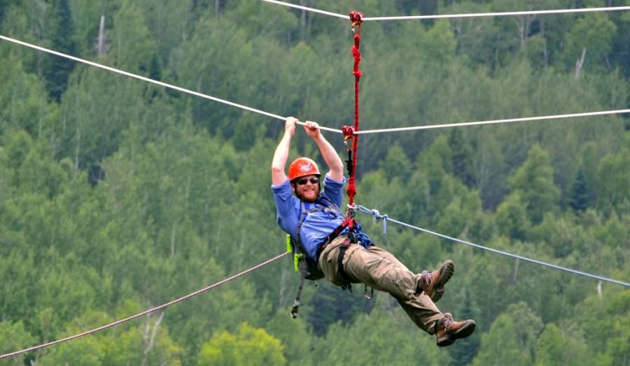 Outdoor Skills And Thrills - Skyline Adventure (6)