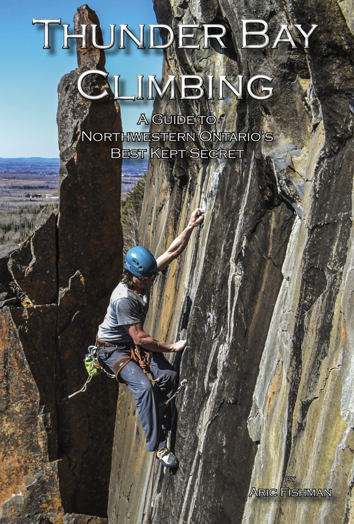Thunder Bay Climbing - By Aric Fishman