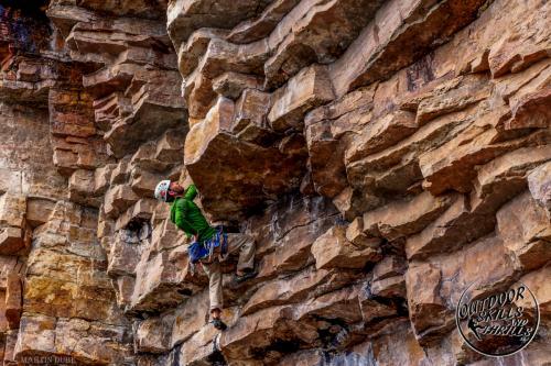 Rock Climbing Adventure -Outdoor Skills And Thrills - Photo by: Martin Dube