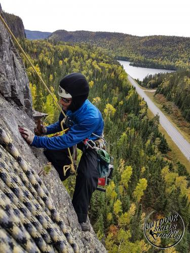 Rock Climbing Adventure -Outdoor Skills And Thrills - Photo by: Andy Noga