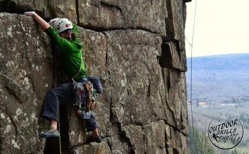 Rock Climbing Adventure -Outdoor Skills And Thrills - Photo by: Justin Currie