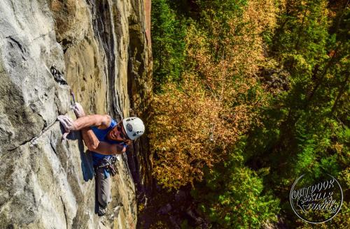 Rock Climbing Adventure -Outdoor Skills And Thrills - Photo by: Paul Desaulniers