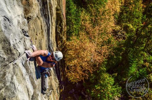 Rock Climbing Adventure -Outdoor Skills And Thrills - Photo by: Paul Desaulniers