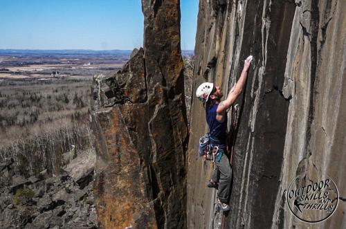 Rock Climbing Adventure -Outdoor Skills And Thrills - Photo by: Martin Dube