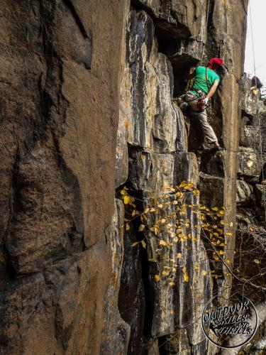 Rock Climbing Adventure -Outdoor Skills And Thrills - Photo by: Aric Fishman