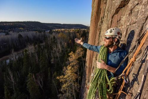 New Route - Suicide Rabbit - Photo by Paul Desaulniers