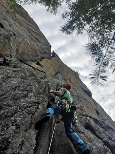 New Route - Brent Clark on Time Dilation - Photo by Cody Cook